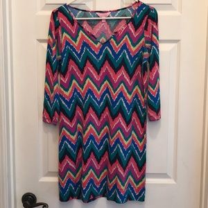 Lilly Pulitzer T-shirt Dress Small